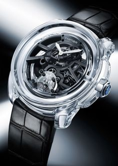 The ID Two Cartier Concept Watch
