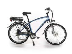 #ebike - bici elettrica - ZEUS è la bicicletta a pedalata assistita perfetta per chi ama spostarsi velocemente sia in città che nei percorsi extraurbani. Una bici elettrica disegnata pensando alle esigenze di un professionista che deve tutti i giorni coordinare lo stress dello spostamento con le esigenze lavorative. (disponibile in nero/opaco-argento, blue opaco/azzurro, blue opaco/bianco)