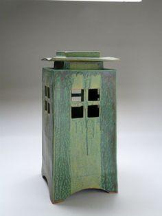 https://flic.kr/p/6PPmVM | Kent Tool | Lantern, c. 2000 Glazed Ceramic Gift of…