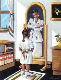 OES Art Black Love, Black Girl Art, Art Girl, Black Art Painting, Black Artwork, Keramik Design, By Any Means Necessary, Black Art Pictures, Eastern Star
