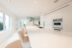 Kitchens with HUGE LONG ISLANDS   Shareef Malnik's South-of-Fifth Home With Bedroom Ropes Reduced by $1M ...