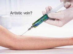 ARTISTIC VEIN, product: Advertising Agency, BBDO Portugal, Print, Outdoor, Ads,