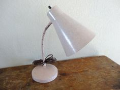 Vintage Goose Neck Soft Pink Shabby Chic by HighPointFarm2010