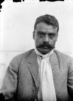 Emiliano Zapata Salazar (Anenecuilcans, Morelos, August 8, 1879-Chinameca, Morelos, April 10, 1919)