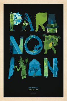 The Best Movie Posters Of 2012 | ParaNorman