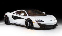 McLaren 570GT by MSO : un bijou d'élégance