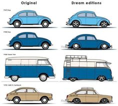 Our VW love will never fade!!