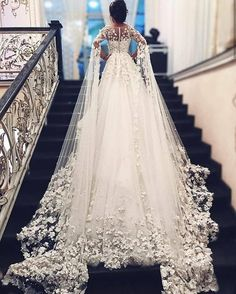 Hottest Free of Charge Image about wedding in Dresses 👗💛 by ⚘ on We Heart It Concepts Beautiful Wedding Dresses ! The existing wedding dresses 2019 includes a dozen various dresses in th Wedding Dresses Photos, Princess Wedding Dresses, Dream Wedding Dresses, Bridal Dresses, Wedding Gowns, Extravagant Wedding Dresses, Dresses Dresses, Dress Outfits, Marie