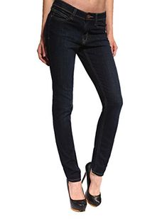 Chouyatou Womens Distressed Skinny Ripped Jeans Small black -- You can get additional details at the image link. (This is an affiliate link)