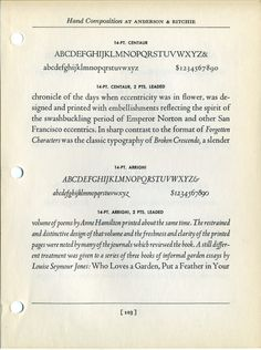 Bruce Rogers designed the Centaur typeface for Monotype in 1928.