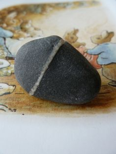 Welsh beach stone ring £8.00