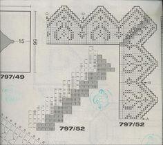 Filet au crochet - Lita Z - Álbuns da web do Picasa