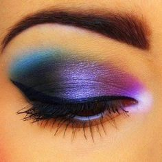 Get colorful EYES with our Pro Eyecolor Palette! from @Merle Harley Harley Norman at La Plaza Mall