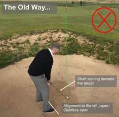 Golf Swing Bunker Play – How to be great from the sand. Best Golf Club Sets, Best Golf Clubs, Tips And Tricks, Golf Chipping, Chipping Tips, Golf Putting Tips, Golf Art, Golf Instruction, Golf Exercises