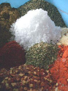 Spices for taco seasoning by Elin B