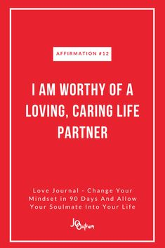 Love Journal - Change Your Mindset in 90 Days And Allow Your Soulmate Into Your Life Positive Self Affirmations, Morning Affirmations, Boundaries Quotes, Perspective Quotes, Self Confidence Tips, Positive Mantras, Love Journal, Finding Your Soulmate, Bible Encouragement