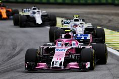 Force India respinge Teorie cospirazioniste dopo scontro Ocon-Ver Force India, Indy Cars, F1, Racing, Gallows, Formula E, Auto Racing, Lace