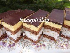 Hungarian Recipes, Tiramisu, Mint, Yummy Food, Ethnic Recipes, Foods, Food Food, Food Items, Delicious Food