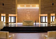 Church Santo Volto by Mario Botta Architetto in Turin, Italy Sacred Architecture, Religious Architecture, Amazing Architecture, Interior Architecture, Exterior Design, Interior And Exterior, Modern Church, Urban Fabric, Church Design
