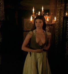 Natalie Dormer topless. Game of Thrones.