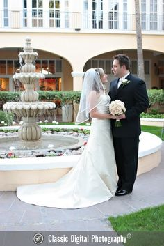 Crown Plaza San Marcos Hotel Wedding Photos  | Image by Classic Digital Photography®, LLC, Gilbert, Arizona
