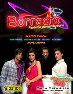 Borracho, un after musical