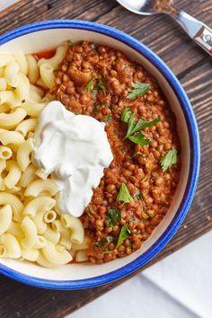 Vegetarian Recepies, Healthy Recepies, Healthy Soup Recipes, Vegetable Recipes, Healthy Snacks, Vegan Recipes, Healthy Eating, Cooking Recipes, Hungarian Recipes