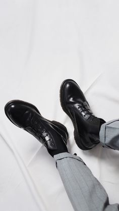 A PAIR OF DR.MARTENS | MENSWEAR BOOTS Tags: #men #fashion #shopping #outfit #inspiration #style #streetstyle #trousers #drmartens #boots #youtube