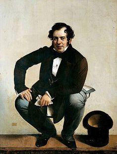 Tominz Autoritratto, circa 1825, https://commons.wikimedia.org/wiki/Giuseppe_Tominz