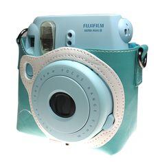 Fujifilm Instax Mini 8 Camera Leather Bag by Takashi - 6 Colors ...