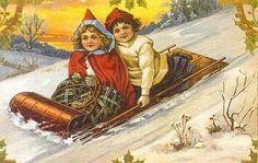 Victorian Christmas - Greetings II - winter musgrave - Picasa webbalbum