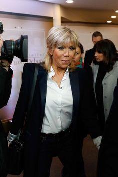 Brigitte Macron style file: