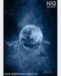 S107: Shamanic Guardians  Beaver