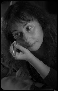 Οι προετοιμασίες...  Ντόρα Ζαχαροπούλου