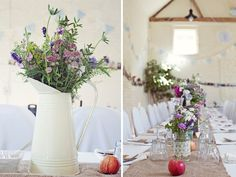A DIY Rustic English Country Garden Party Wedding - Zoey & Owen | OMG I'm Getting Married UK Wedding BlogUK Wedding Design and Inspiration f...