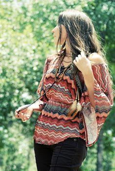 Earthy Hippie Clothing - Boho - Free