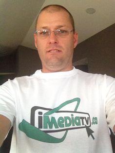 New iMediaTV.ca shirts. Polo Shirt, T Shirt, Polo Ralph Lauren, Mens Tops, Polos, Tee, Polo Shirts, Tee Shirt