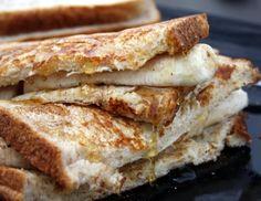Weight Watchers Honey Banana Toast - 2 Points Per Serving