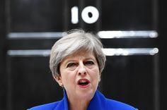 Sendika (.) Org ///  İngiltere Başbakanı May, azınlık hükümetine destek isteyecek