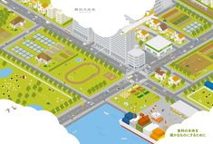 map design  JAPAN the Ministry of Agriculture, Forestry and Fisheries
