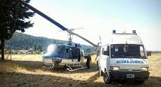 Piedra On Line.-: Final exitoso de la evacuación de accidentado en H...