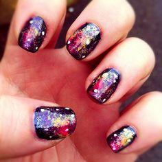 galaxy nails OPI