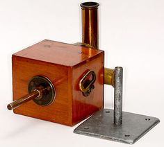 Appareil de laboratoire Simmance & Abaday - Flicker Photometer (UK 1902) 2