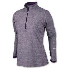 Women's Nike Element Half-Zip Running Shirt