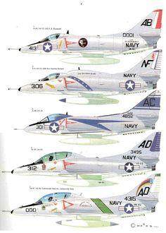 27 McDonnell-Douglas A-4 Skyhawk Page 27-960