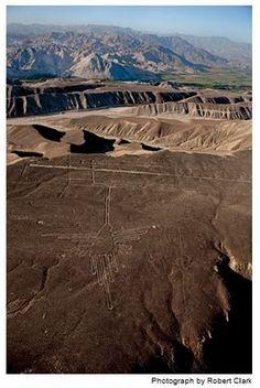 Nasca, Peru,  - The ancient Nasca Lines