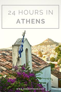 24 Hours in Athens, Greece with Athens Insiders. Click through to read the full post!