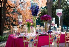 Quelles couleurs choisir pour décorer et symboliser mon mariage
