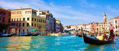 Take me to Venedig!