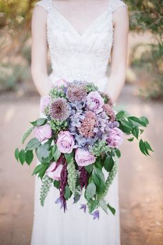 19 Perfect Wedding Bouquets with Volume and Texture - MODwedding